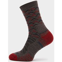 Bridgedale Men's Hike Lightweight Merino Endurance Ankle Socks, BROWN/ANKLE