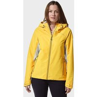 Craghoppers Women's Horizon Waterproof Jacket, YELLOW/WMNS
