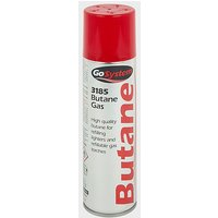 GOGas Butane Gas Lighter Fuel (144g), White/Red
