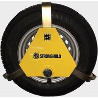 STRONGHOLD Apex Triangular Wheel Clamp (13, BLACK/19