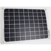 Falcon 10W Portable Solar Panel Battery Charger, PANEL/PANEL