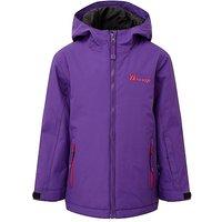 The Edge Kids' Glissade Snow Jacket, Purple/JACKET