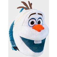 LITTLELIFE Kids' Olaf the Snowman Backpack, White/DAYSACK