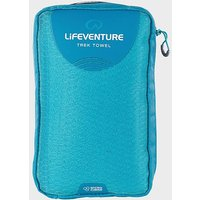 Lifeventure SoftFibre Giant Trek Towel, AQ/AQ