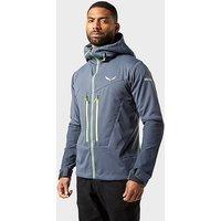 Salewa Ortles Windstopper Men's Jacket, GRY/GRY