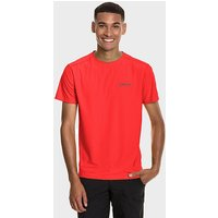 Berghaus 24/7 Tech Short Sleeve T-Shirt, Red/RED