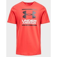 Under Armour UA M GL FOUNDTN SS T, RED/RED
