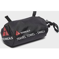 Technicals Suede Microfibre Towel Travel (Small), GRN/GRN