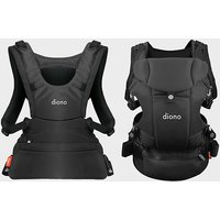 DIONO Carus Complete Child Carrier, DGY/DGY