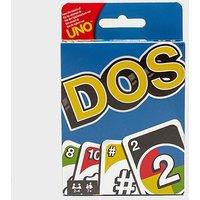 Mattel DOS Cards, BLUE