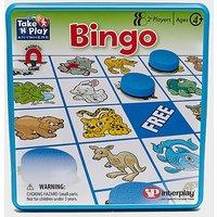 INTERPLAY Take 'N Play Bingo, MULTICOLOUR