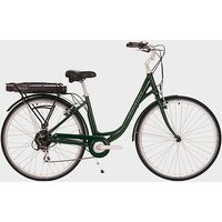 COMPASS Classic Electric Town Bike, GRN/GRN