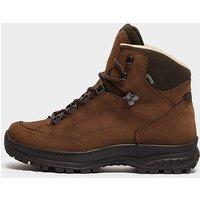 Hanwag Women's Alta Bunion GORE-TEX Walking Boots, Brown/BRN