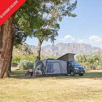 Outdoor Revolution Key West Drive Away Awning, LGY/LGY