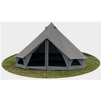 Quest Adventurer 5m Bell Tent, GRY/GRY