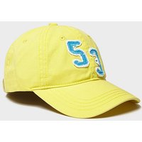 STONE MONKEY 53 Cap, YELLOW/YELLOW