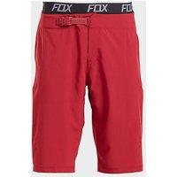 FOX Flexair Lite Shorts, RED/RED