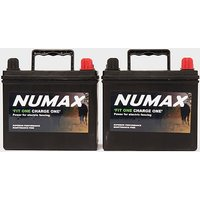 Numax 'Fit One, Charge One' Battery Charger Kit, BLK/BLK