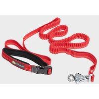 Ruffwear Roamer Dog Lead, RED/RED