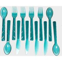 EUROHIKE 12 Piece Cutlery Set, TEL/TEL