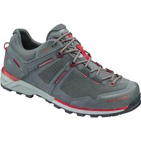 Mammut Alnasca Low GTX Men's Approach Shoe, GRAPHITE-MAGMA