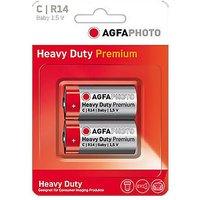 AGFA Zinc Carbon C Batteries (2 pack)