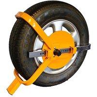 "MAYPOLE Wheel Clamp (13"" - 17""), 13""-17""/13""-17"""