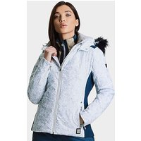DARE 2B Womens Providence Jacket, WHITE ANIMAL