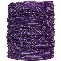 Berghaus Unisex Contour Neck Gaiter, Purple/PUP