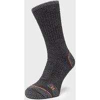 BRASHER Men's Walker Socks, GRY/GRY