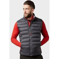 RAB Men's Electron Down Vest, GRAPHENE/GRY