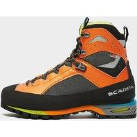 SCARPA Men's Charmoz Mountain Boots, ORANGE