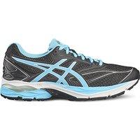 Asics Gel-pulse 8 Running Shoes, Black-blue