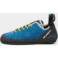 SCARPA Men's Helix Climbing Shoe, BLUE
