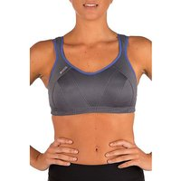 SHOCK ABSORBER Active Multi Sports Support Bra, GREY