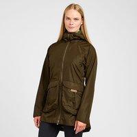 PARAMO Womens Pajaro Waterproof Jacket, MOSS/WOMENS