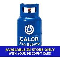 CALOR GAS Butane Gas 7kg Refill