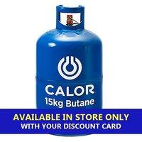 CALOR GAS Butane Gas 15kg Refill