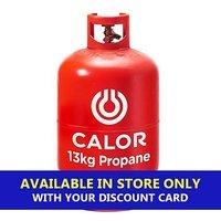 CALOR GAS Propane Gas 13kg Refill