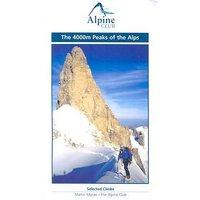 CORDEE '4000M Peaks of the Alps' Guidebook
