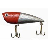 Fladen Eco Popper Red Head, 6.5cm, NOCOLOUR/REDHEAD