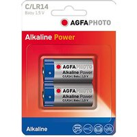 AGFA C Digital Alkaline Battery (2 pack)
