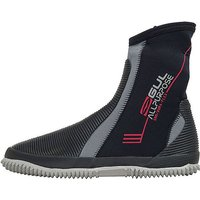 GUL All Purpose 5mm Junior Boot, BLACK-GREY