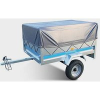 MAYPOLE MP68128 High Cover and Frame (to fit MP6812 trailer), NOCOLOUR/LARG