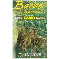 ANCHOR Barbel Camo Swivels