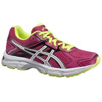 Asics Gel-trounce 2 Running Shoes, Pink-yellow