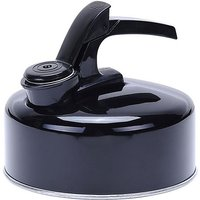 Hi-Gear 1L Whistling Kettle, BLACK/KETTLE