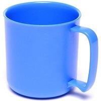 HI-GEAR Plastic Mug, BLUE/MUG