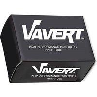 VAVERT 24 x 1.75/2.1 Schrader (40mm) Innertube, BLACK