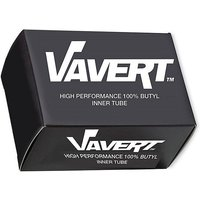 VAVERT 700 x 35/43C Schrader (40mm) Innertube, BLACK